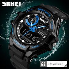 Reloj Deportivo Digital Skmei Para Hombre Cronógrafo 50m Resistente Al Agua 1357