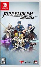 Fire Emblem Warriors-Nintendo Switch