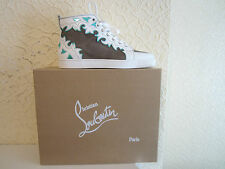 Christian Louboutin Arizona Leather/Suede Sneakers