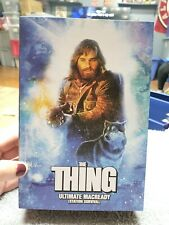 Neca The Thing Ultimate Macready Station Survival Figure
