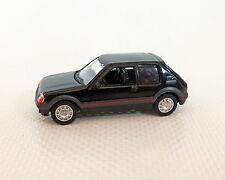 Peugeot 205 GTI 1984, schwarz, NOREV, 1:87