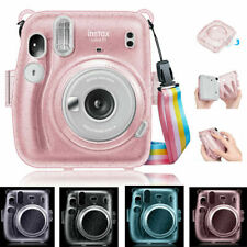 Crystal Hard Clear Case for Fujifilm Instax Mini 11 Instant Film Camera Cover