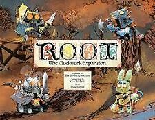 Root - The Clockwork Board Game Expansion