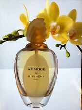 Vintage Amarige de GIVENCHY   50ml left edt spray women perfume vintage