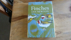 NEW NATURALIST BIRDS FINCHES 1972 1ST VG