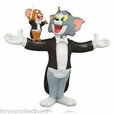 Hallmark 2015 The Cat Concerto Tom and Jerry Ornament