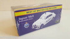 Atlas (GB) - Jaguar MK II Bedfordshire Police Neuve (1/43)