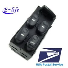 Driver Side Master Power Window Switch for 1997-2005 Buick Regal Century