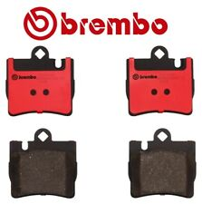 NEW Rear Brake Pad Set Ceramic Brembo For Mercedes-Benz C215 W220 CL S Class