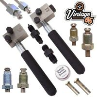 "Classic Car Van Brake Pipe Flaring Tools 3/16"" SAE 4.75mm DIN Copper Kunifer"