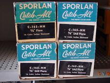 four Sporlan filter drye, C-165