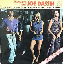 """Vinyle 33T Raymond Ruer et son orchestre """"L'orchestre joue Joe Dassin"""""""
