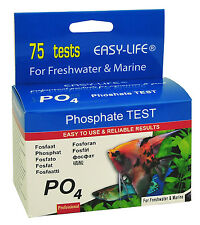 Easy-Life fosfato (po4) Liquid Water Test Kit per acqua dolce e marino