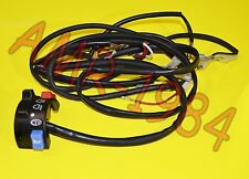 INTERRUPTOR SX COMPLETO CABLES MALAGUTI FIFTY FULL CX 1986 CÓDIGO 01705000