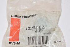 NEW Cutler-Hammer 10250TC22 Lens Button, Green