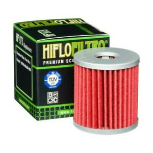 Hiflofiltro EO Quality Oil Filter Fits SUZUKI UK110 ADDRESS (2015 to 2020)