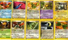 COMPLETE (10 RARE Ex DRAGON Pokemon Card Set MINT-2003 RELEASE-Flygon Salamence