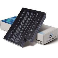 Batterie pour HP COMPAQ nx-9010 nx-9005 nx-9020 nx-9030 nx-9040 14.8V 4400mAh