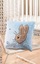 NEW The World Of Beatrix Potter Peter Rabbit Plush Cushion