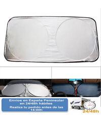 Parasol para cristal / luna delantera del coche evita sol (Envio express)