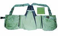 Children Falconry Vest, Codura, Hunting, Hawking, Bird Handling, Child, Green