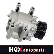 AC A/C Compressor For 2002-2009 Chevrolet Trailblazer & GMC Envoy 6 CYL TRSA12