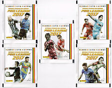 PANINI 5 different sealed packets | Belgian Pro League 2017 | Football Belgium