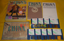 HEART OF CHINA Commodore Amiga Versione Europea »»»»» COMPLETO