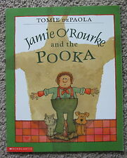 Jamie O'Rourke and the Pooka  Tomie De Paola  paperback