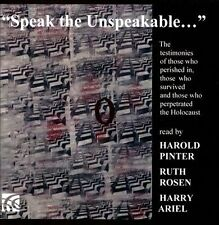 Speak the Unspeakable, New Music