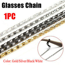 Reading Glasses Chain Metal Lanyard Spectacles Cord Anti-lost Sunglasses Strap
