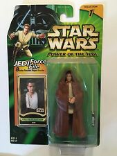 "STAR WARS OBI-WAN KENOBI FIGURE - 4"" SCALE - POWER OF THE JEDI"