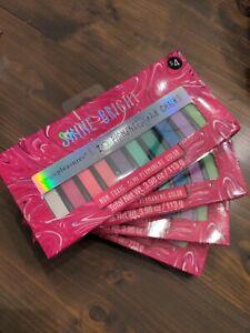 Shine Bright Pigmented Hair Chalk (4)