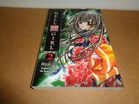 Hell Girl vol. 2 by Miyuki Eto Manga Graphic Novel Book in English