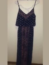 NWT Express Women's  Full Length Maxi Lined Dress.Size: XL Retail Price $80.