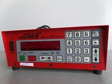 Software 39 Brush 17 Pin Haas Control Box Sco1m Rotary Table Indexer Inv 7 Lms