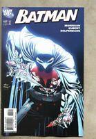 Batman #665-2007 vf- 7.5 Grant Morrison Andy Kubert Joe Chill
