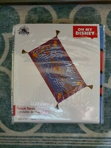"""⭐️Disney Aladdin 40"""" X 70"""" Beach Towel NEW With Tags In Sealed Package! Cute!"""