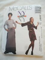 Vintage 1999 Sewing Pattern Tops & Skirts Junior Size 9/10-11/12-13/14 Uncut