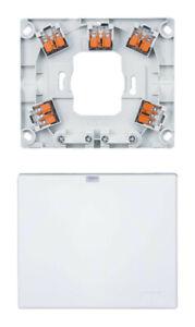 Merten MEG1011-9019 Herd- u.Geräte- anschlussdose m.Steckklemmen AP