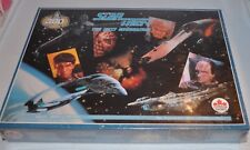 STAR TREK the NEXT GENERATION  300 piece PUZZLE SEALED Canada Games 35x22 inch
