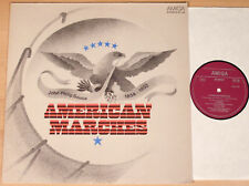 American marches by John philip sousa (Amiga, GDR 1977/LP NEAR MINT)