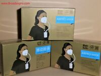 New Triple Pack of BROAD AirPro Mask Electrical Respirators
