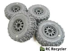 "(4) Pro-Line Trencher SC 2.2""/3.0"" M2 Tires Renegade Wheels 1/10 Short Course"