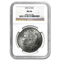 1901-O Morgan Dollar MS-66 NGC - SKU#91191