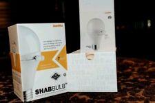 Sunlite ShabBulb, Shabbat Permissible LED Light Bulb, 7 Watt 40 Watt Equivalent