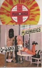 """PLASMATICS   Rare 1980 US Only 7"""" OOP Coloured Wax Punk P/C Single """"Monkey Suit"""""""