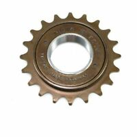 "Dicta 20 Tooth Single Speed Screw On Cog Freewheel Brown 1/8""  (no151)"