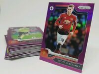 2019-20 Prizm EPL Premier League Purple /99 Singles You Pick & Complete Your Set