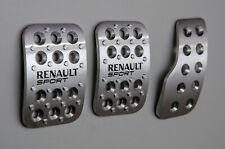 Clio 2- RENAULT SPORT sport alu pedal set